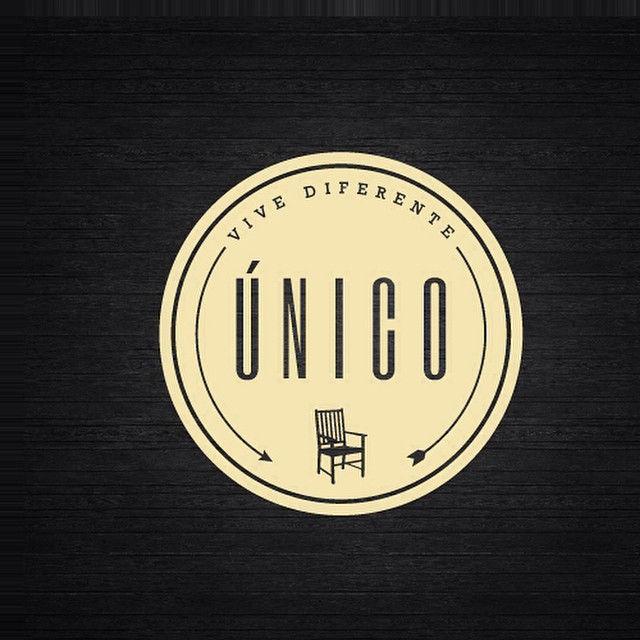 Diseño de la marca Único. #branding #tacoalto #logo