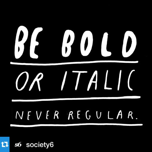 #Repost @society6 with @repostapp.