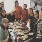 Viernes de sushi despus de una semana full de proyectoshellip