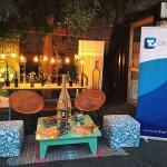 Lounge de Cristaleras Toro en el MoviNight2015